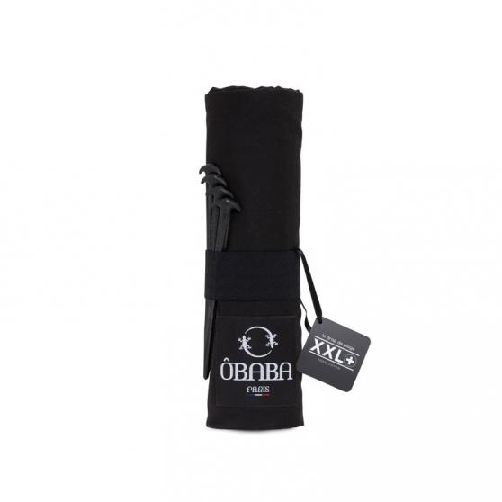Drap de plage Ôbaba XXL+ Black